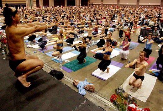Hot Yoga 9