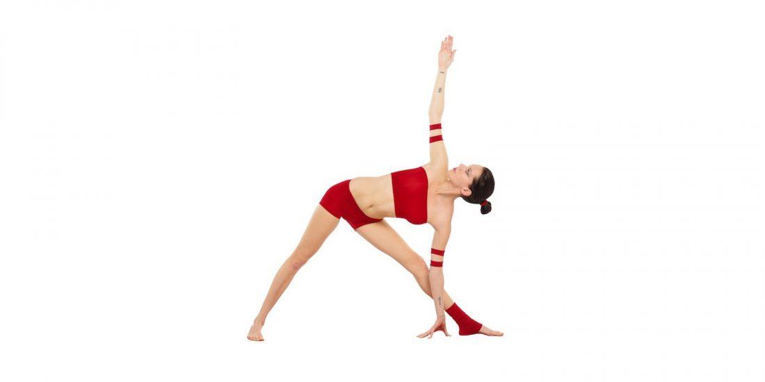 Trikonasana Yoga Asana