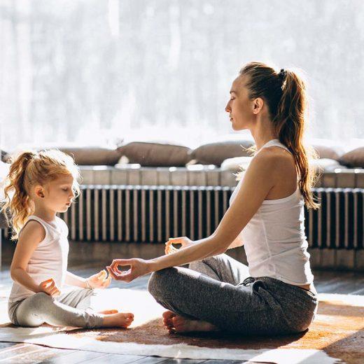 Yoga para niños 3