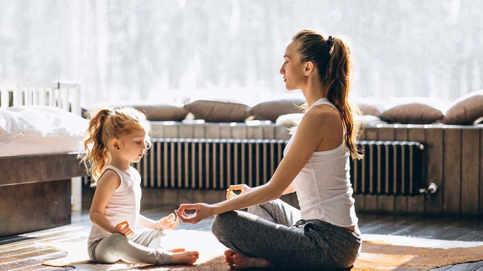 Yoga para niños 1