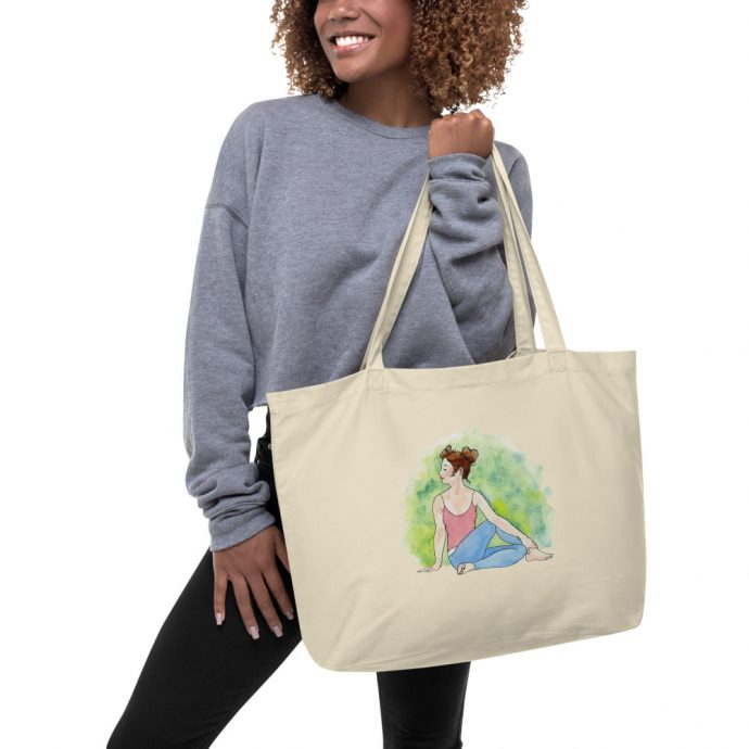 Lord of the Fishes - Eco tote bag 1