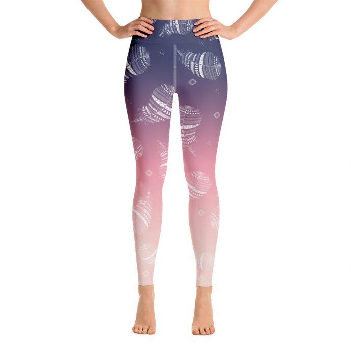 Freedom Spirit Violet – Legging 1