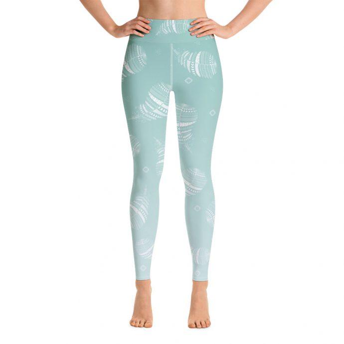 Freedom Spirit Turquoise – Legging 1