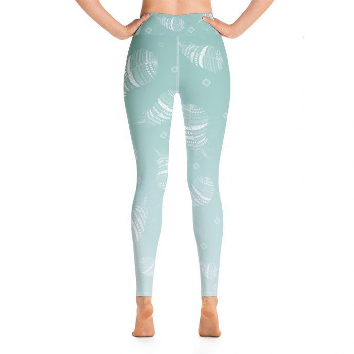 Freedom Spirit Turquoise – Legging 4