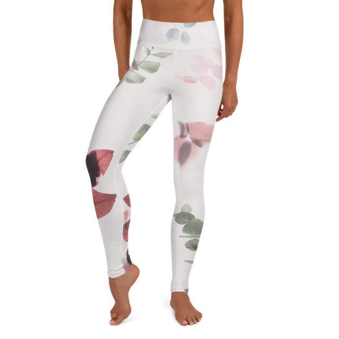 White Garden – Legging 1