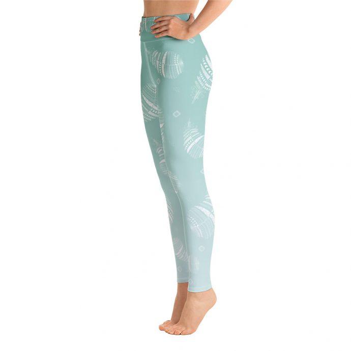 Freedom Spirit Turquoise – Legging 2